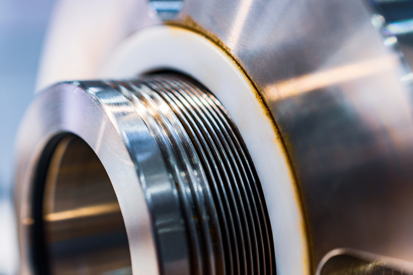 bigstock-Mechanical-Seal-Of-Industrial--240622474